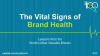 The BrandZ Vital Signs for Brands Success