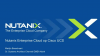 Nutanix Enterprise Cloud op Cisco UCS