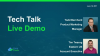 Tech Talk: Live Demo
