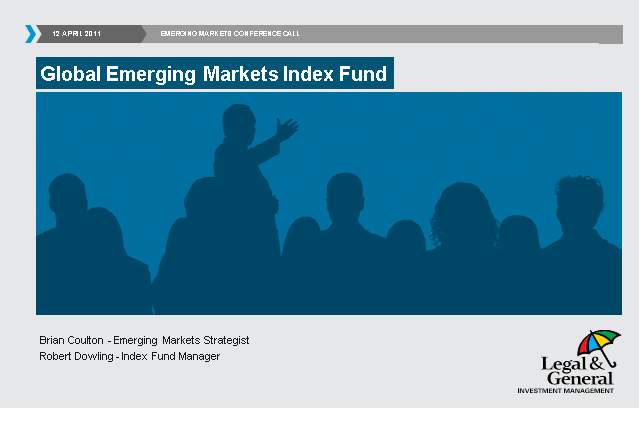 Global Emerging Markets - Webcast