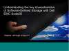 Il Software-Defined Storage con Dell EMC
