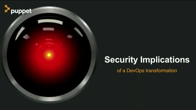 Security Implications for a DevOps Transformation