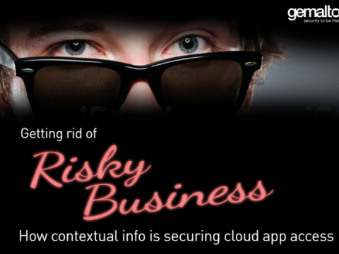 Getting Rid of Risky Business: How contextual info is securing cloud app access