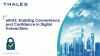 eIDAS: Enabling Convenience and Confidence in Digital Transactions