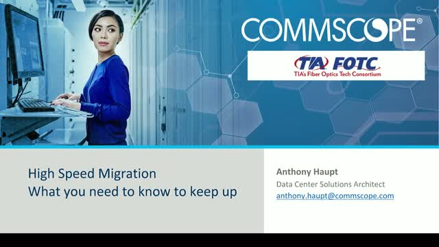 Keeping up with High Speed MIgration in the Data Center