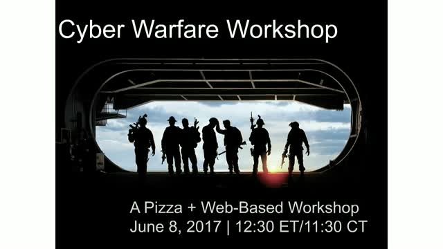 Cyber Warfare Workshop