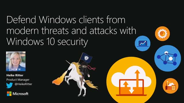 Detect & Respond to Advanced & Targeted Attacks [Microsoft Tech Summit]