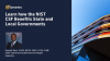 Learn how the NIST Cybersecurity Framework Benefits State and Local Governments