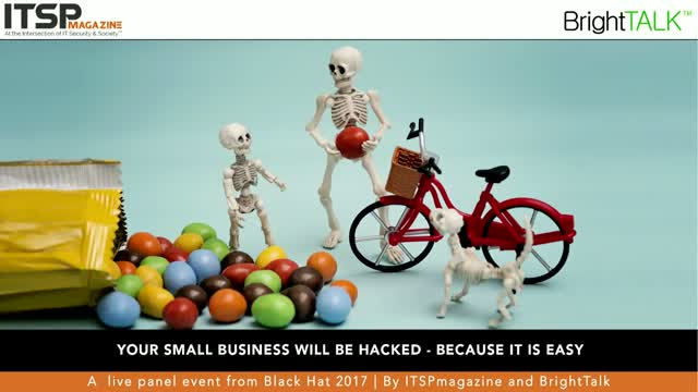 Your Small Business Will Be Hacked - Because It Is Easy