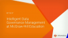 Intelligent Data Governance Management at McGraw-Hill Education