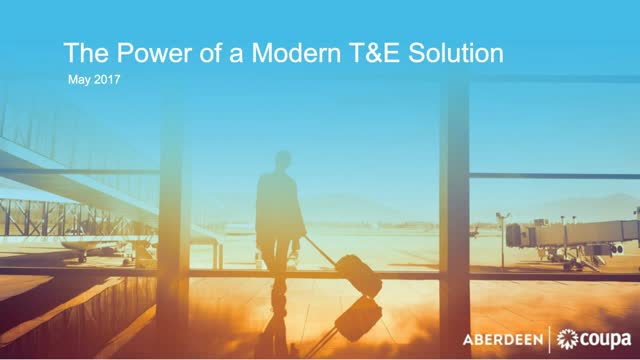 The Power of an Intelligent and Agile T&E Solution