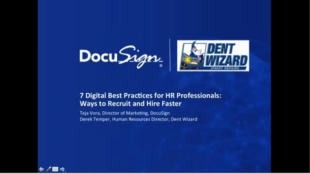 7 Digital Best Practices for HR Professionals: Ways to Recruit and Hire Faster