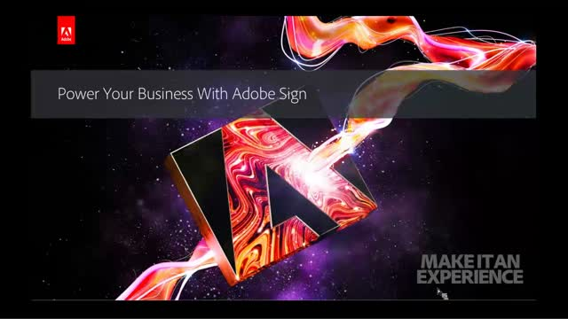 Power your Business with Adobe Sign