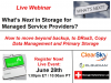 What's Next in Storage for Managed Service Providers?