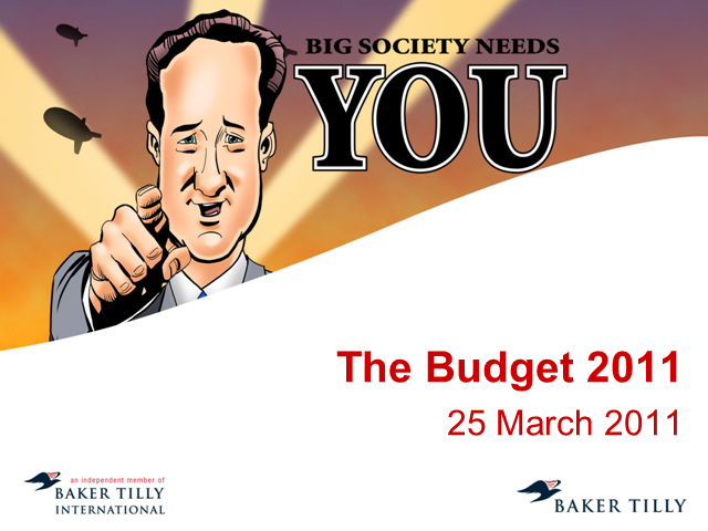 Baker Tilly Budget 2011 Analysis