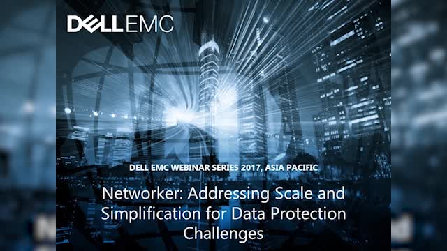 Addressing Scale and Simplification for Data Protection Challenges