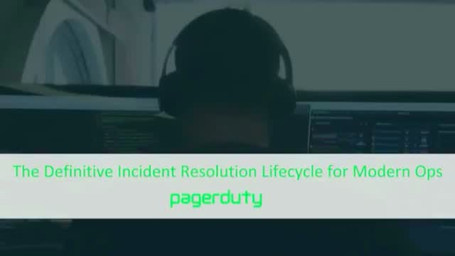 The Definitive Incident Resolution Lifecycle for Modern Ops