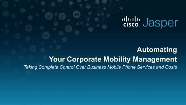Automating Your Corporate Mobility Management