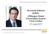 Bitesize 30-minute update: JPMorgan Global Convertibles Income Fund Limited