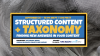 Structured Docs + Taxonomy: Finding New Answers in Your Content