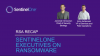 RSA Recap - SentinelOne Executives on Ransomware
