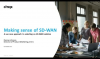 Making Sense of SD-WAN