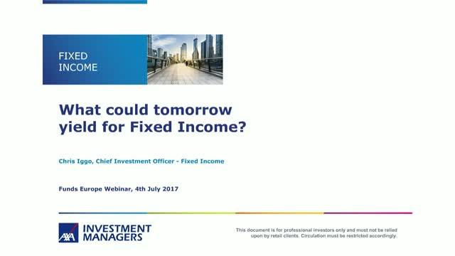 What could tomorrow yield for fixed income?