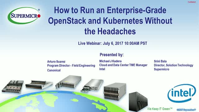 How to Run an Enterprise-Grade OpenStack and Kubernetes Without the Headaches