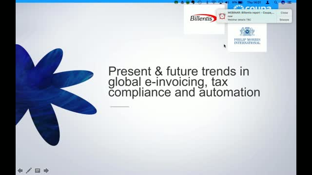 Present and future trends in global e-invoicing, tax compliance and automation
