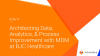 Architecting Data, Analytics, & Process Improvement with MDM at BJC Healthcare