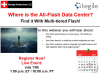 Where is the All-Flash Data Center?