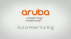 Aruba's Asset Tracking Solution