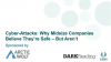 Cyberattacks: Why Mid-Market Companies Believe They're Safe - But Aren't