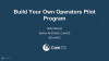Build Your Own Operators Pilot Program