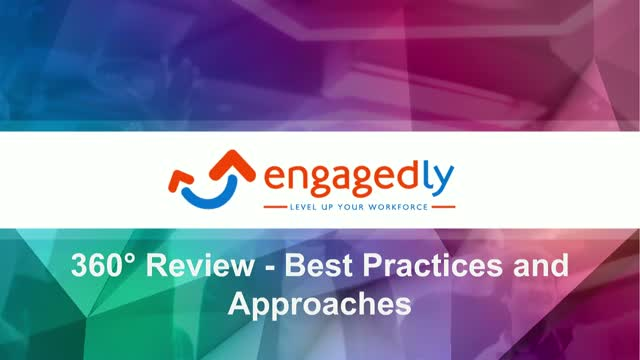 360 Review-Best Practices and Approaches