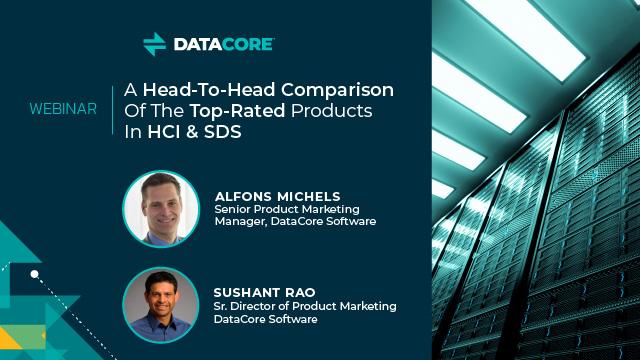 A Head-to-Head Comparison of the Top-rated Products in HCI & SDS