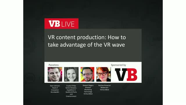 VR content production: How to take advantage of the VR wave