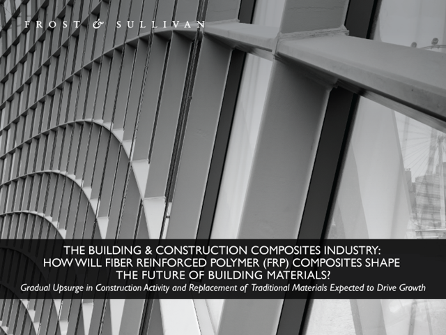How Will FRP Composites Shape the Future of Building Materials?