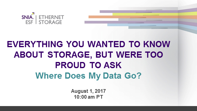Everything You Wanted To Know About Storage-Turquoise: Where Does My Data Go