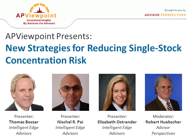 New Strategies for Reducing Single-Stock Concentration Risk