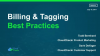 Best Practices for Consolidated Billing & Tagging to Reduce Multi-Account Costs