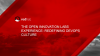 The Open Innovation Labs Experience: Redefining DevOps Culture