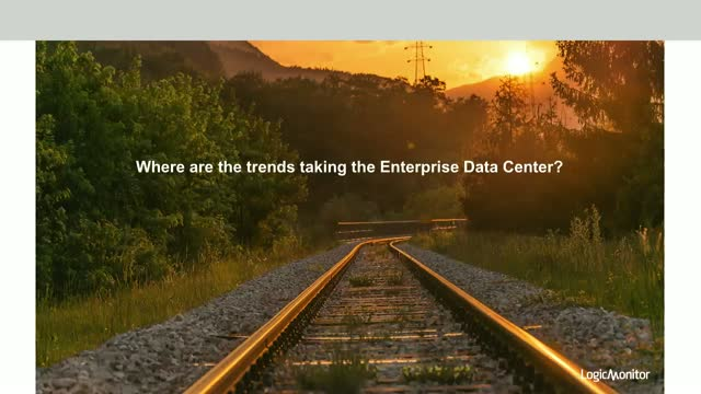 Inflection Point: Where IoT & Software-Defined are Pushing Today's Data Center