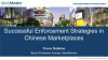 Successful Enforcement Strategies in Chinese Marketplaces