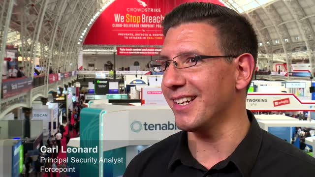 [VIDEO] Machine Learning in Cyber, Ransomware & the Threat Landscape