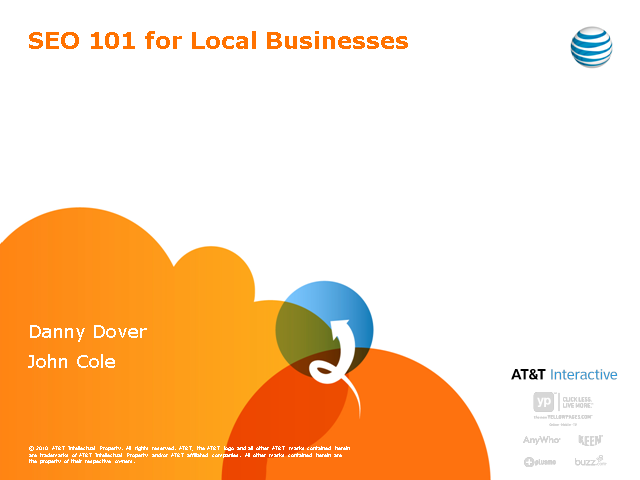 SEO 101 for Local Businesses