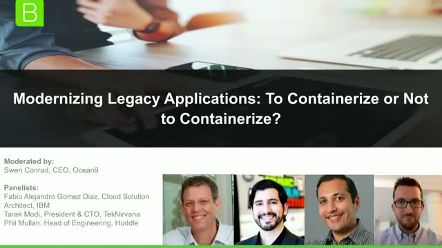 Modernizing Legacy Applications: To Containerize or Not to Containerize?