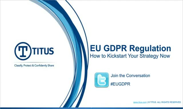 GDPR Regulation How to Kickstart Your Strategy Now