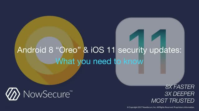 "Android ""O"" and iOS 11 security updates: What you need to know"