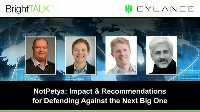 Impact of NotPetya & Top Recommendations for Defending Against the Next Big One
